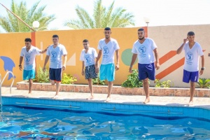 PCRF opens summer camp for amputees in Gaza