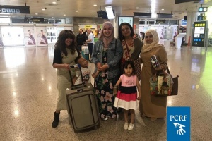 Iraqi Girl Arrives in Spain for Life-Saving Surgery