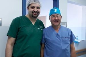 Texas Hand Surgery Team Returns to Palestine