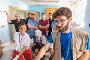 Emergency Medicine Team from Italy Returns to Gaza