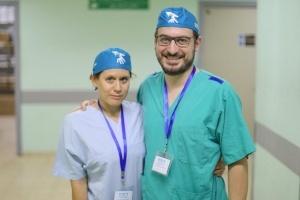 Italian Hepatobiliary Team Arrives to Gaza
