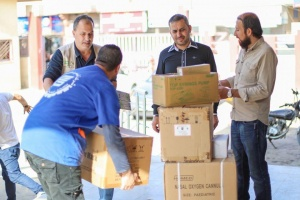 Urgent Medical Supplies and Relief Delivered to Gaza Hospital