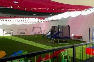 School in Jenin for Special-Needs Children's Gets New Playground