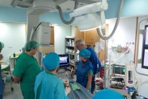 Italian Pediatric Cardiology Team Complete Mission to Gaza