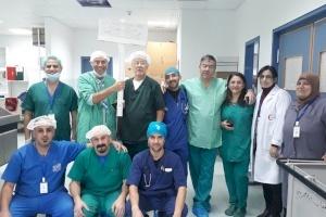 Italian Endotracheal Surgery Team Returns to Palestine