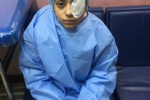 Three Refugee Children Sponsored for Surgery in Jordan