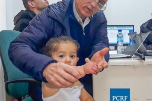 A French Hand Surgery Mission Arrives to Gaza