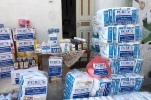 PCRF Distributes Aid in Tulkarem