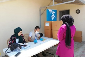 Urgent Food Distribution for Rashadiya Refugee Camp in Lebanon