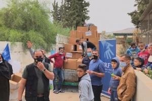 Urgent Distribution This Week in Jordan
