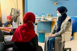 Cancer Children Get Therapy Through PCRF Team