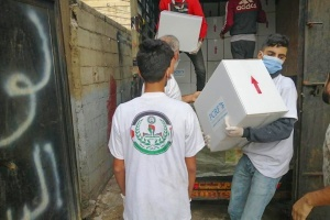 Food Parcels for Refugees in North Lebanon