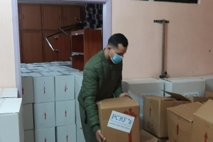 Food Distribution Continues in Lebanon's Camps