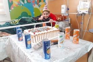 Birthday Parties for Three Children in Gaza's Department