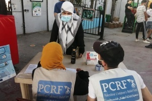 Thousands of Refugees in Northern Lebanon Get Food Relief in Ramadan
