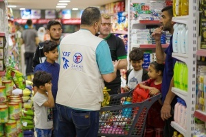 PCRF partners with Zakat Foundation for urgent food in Gaza