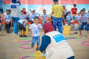 Summer Camp for Children Affected by Trauma