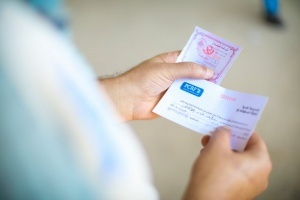 PCRF Provides Gas for War-impacted families in Gaza