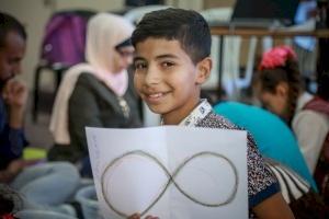German Mental Health Team Arrive in Gaza