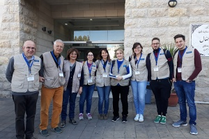 Italian Pediatric Cardiac Surgery Team Returns to Palestine
