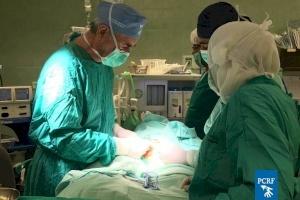 German Pediatric Surgery Mission Returns to Ramallah