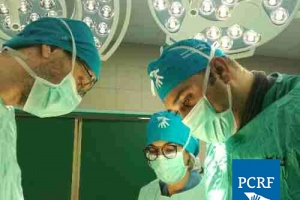 French Surgery Team Completes Mission to Hebron