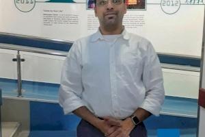Pediatric Oncologists Visits the Huda Al Masri Department