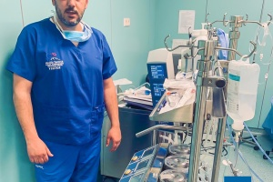 Perfusionist Sent for Training in Egypt