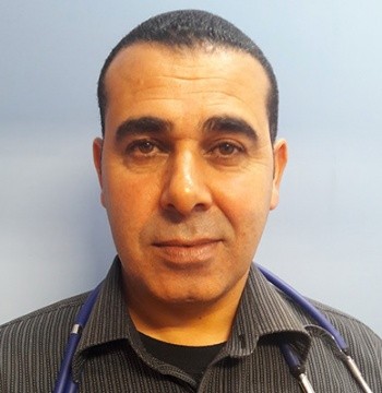 Dr. Ahmed Abu Sharkh