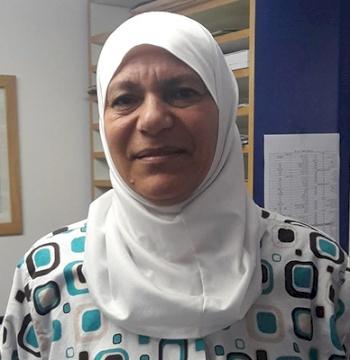 Khadejah Sahori