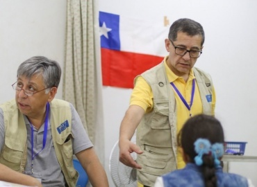 Chilean Pediatric Orthopedic Surgery Team Returns To Gaza