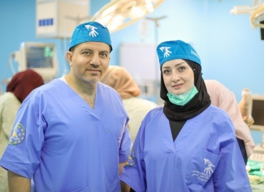 US Vascular Mission Returns Gaza