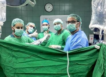 Texas Surgeon Volunteers in Jenin