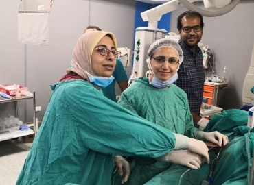 PCRF Sponsors Training Abroad for Pediatric Cardiologist