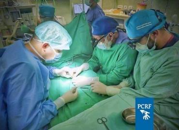 American Hand Surgery Team Returns To Palestine