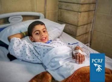 Two Refugee Children Sponsored for Surgery in Lebanon