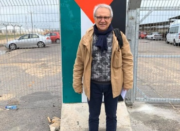 Prof. Angelo Stefanini Returns to Gaza