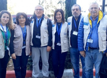 Italian Cardiac Team Return to Palestine