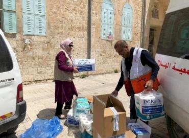 Orphans in Tulkarem Get Relief
