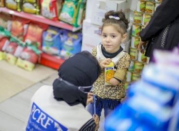 Ramadan Food for Gaza Amputees
