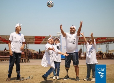 Second Camp Ability for Amputees in Gaza