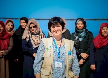 German Doctor Returns to Help Train Mental Health Professionals in Gaza