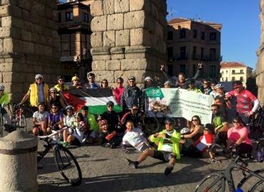 Cycling4Gaza Completes Ninth Successful Trip