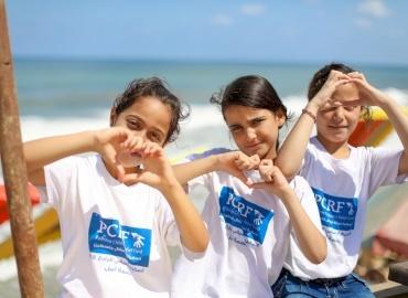 Summer Camp in Gaza helps Children Impacted by War