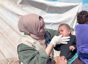 Dental Team Arrives to Treat Syrian Refugees in Jordan
