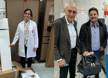 PCRF Delivers Urgent Medical Supplies for Cardiac Surgery