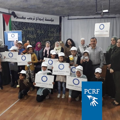 Children with Diabetes in Bethlehem Get Relief