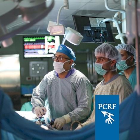 Urological Surgeon Volunteers in Gaza