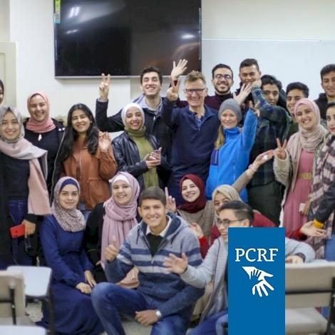 Norwegian First Aid Team Return on Teaching Mission to Gaza
