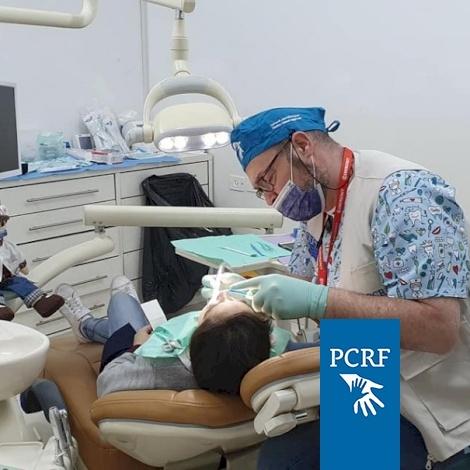 Dr. Paolo Arcangeli Volunteer in Nablus